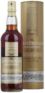 Glendronach Scotch Single Malt 21 Year Parliament 750ml